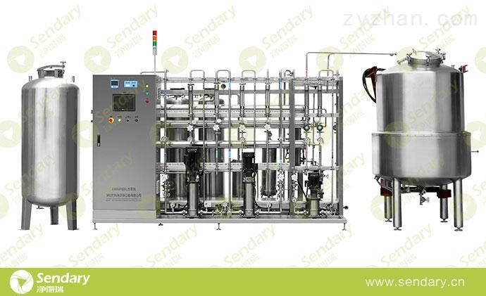 制药纯化水设备多少钱