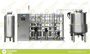 無錫反滲透水處理純化水設備