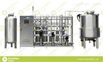 深圳反滲透水處理系統純化水設備