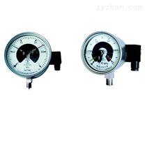 布萊迪/電接點壓力表不銹鋼防腐/軸向嵌裝