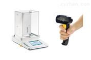 賽多利斯電子天平連接掃描槍
