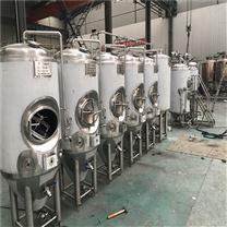 青岛精酿啤酒设备厂家 啤酒 设备德式工艺