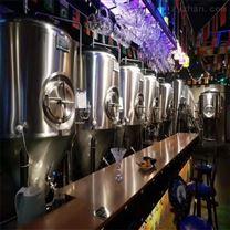 河北啤酒设备厂家 精酿 啤酒 设备