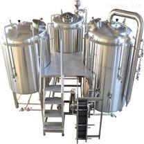 啤酒厂2000升精酿啤酒设备 啤酒 设备厂家