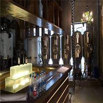 日产2吨精酿啤酒设备生产厂家