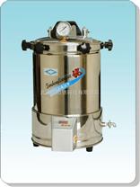 YX280A手提式不锈钢压力蒸汽灭菌器(定时数控)