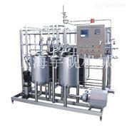 超高溫管式濃漿殺菌機食品化工中小型企業