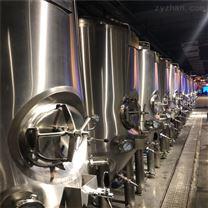 河北精酿啤酒设备厂家 500升啤酒 设备