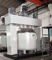 南京实验多用分散机有机硅胶搅拌机反应釜