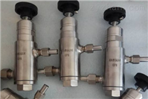 GF8可调式螺纹槽道减压阀 压力:4-32MPa