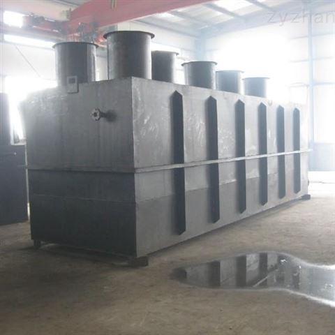 复合式消毒甘肃医院污水处理设备泰源环保