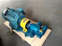 金海不銹鋼葉輪結構齒輪泵