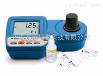 HI 96725 微電腦余氯-總氯(Cl2)-酸度(pH)-氰尿酸(Cys)濃度測定儀