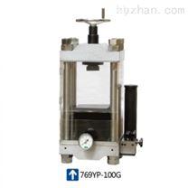 天津科器  手動粉末壓片機實驗室制樣機