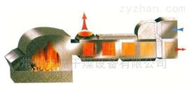 燃煤高温热风炉特点