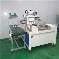 莆田市鞋垫丝印机厂家鞋材转盘丝网印刷机