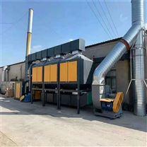 催化燃烧设备启动流程