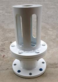 矿用风包释压阀QHF-100 法兰连接