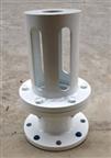 礦用風包釋壓閥QHF-100 法蘭連接