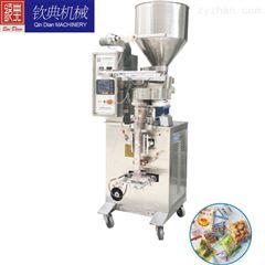 上海欽典QD-60A立式沐浴露包裝機,豆瓣醬包裝機