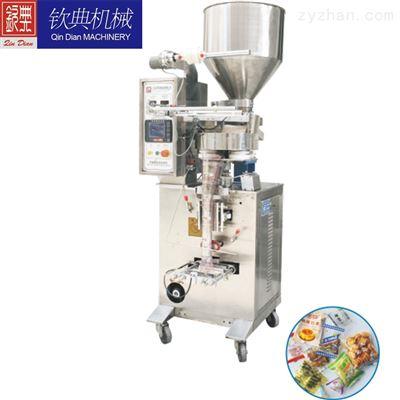 上海钦典QD-60A立式沐浴露包装机,豆瓣酱包装机