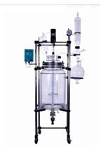 GSFT-50L双层玻璃反应釜生产厂家