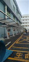 深圳火車站雨棚鋼結構焊縫無損檢測