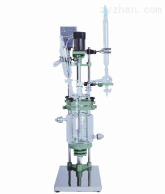小型双层玻璃反应釜生产厂家