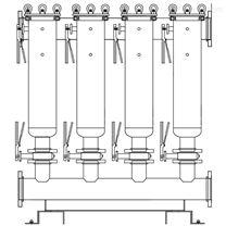 三联袋式过滤器