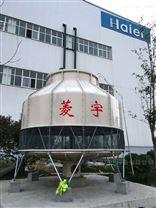 400吨逆流低噪音机械通风式冷却塔