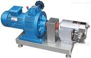 衛生級轉子泵生產標準