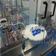 新疆全自动灌装机PLC控制圣刚机械