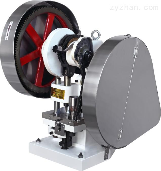 单冲式压片机