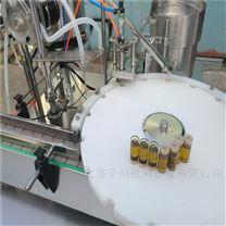 四川西林瓶粉未灌装机生产厂家圣刚