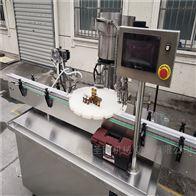 郑州西林瓶灌装轧盖机生产厂家圣刚