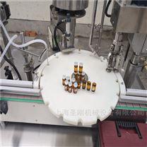 江西西林瓶灌裝加塞機生產廠家圣剛