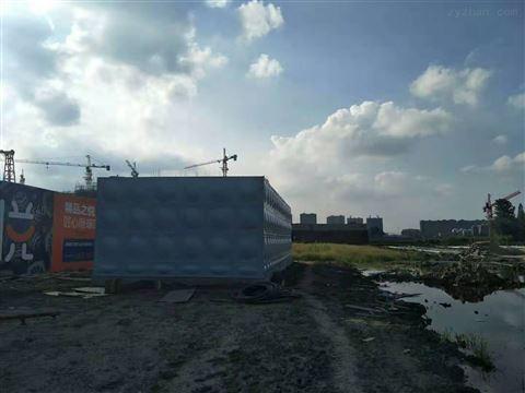 苏州昆山不锈钢组合式消防水箱