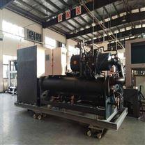 甘肅乙二醇螺桿式冷水機組 冷凍機組