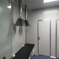 聊城食品實驗室SC標無塵無菌室標準化施工