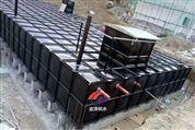 福建福州生产复合地埋式消防水箱一体式泵站