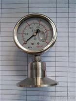 卫生型隔膜压力表  仪器仪表