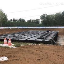西安地埋式箱泵一体化水箱定制厂家