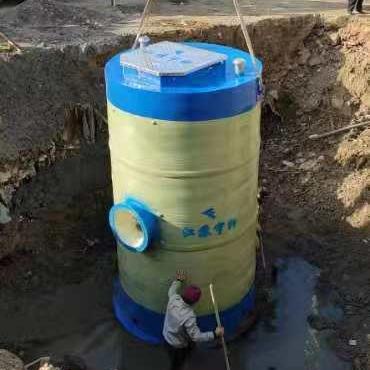 朔州一体化预制泵站
