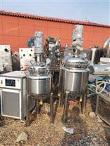 长期处理二手电加热反应釜