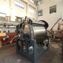 红紫薯滚筒刮板烘干机  预糊化淀粉干燥机
