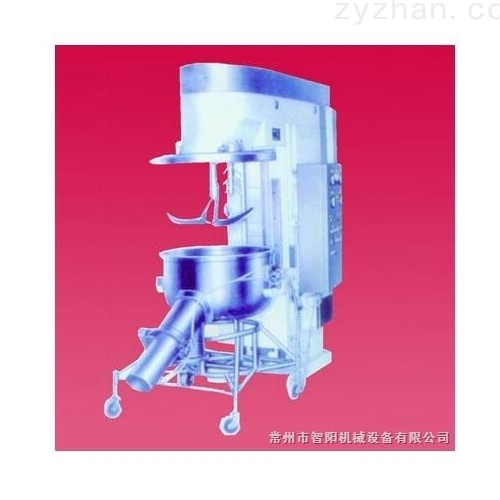 KJZ型快速混合制粒机