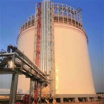 河北唐山LNG工業氣體低溫儲罐