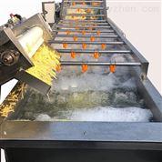 DRT蔬菜水果速凍前處理流水線設備