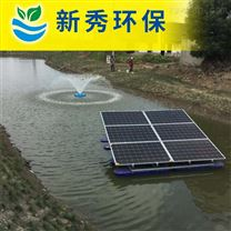 河道太阳能增氧曝气机