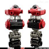 VT2CDN23A气动丝扣高压球阀